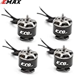 NA 4PCS EMAX ECO 1106 2~3S 4500KV 6000KV CW Brushless Motor for FPV Racing Drone RC Quadcopter Multicopter RC Parts Spare Parts Accs 4500KV 4pcs KSX3828X4