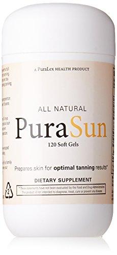 PuraSun All Natural Dietary Supplement, 120 Soft...