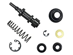 Outlaw Racing master cylinder rebuild kits include everything you need to rebuild your brake master cylinder including the piston. Do the job once and do it right with an Outlaw Racing master cylinder rebuild kit. Fits KTM OEM #: 54813061200