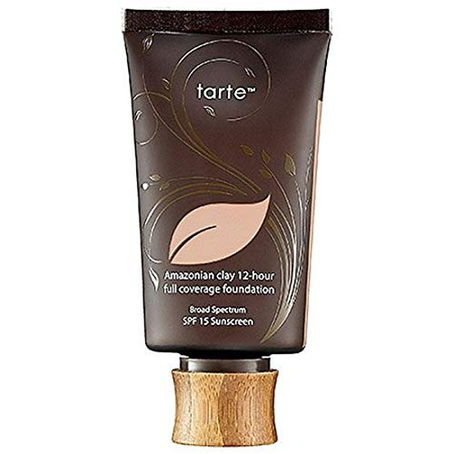 Tarte Cosmetics Amazonian Clay 12-Hour Full Coverage Foundation 1.7 fl oz. (Fair Sand)