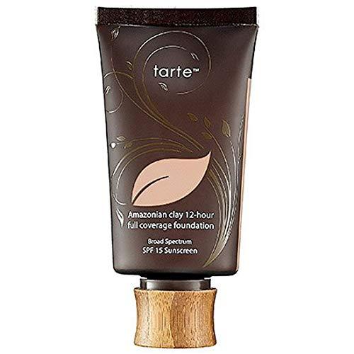 Tarte Cosmetics Amazonian Clay 12-Hour Full Coverage Foundation 1.7 fl oz. by Tarte Cosmetics