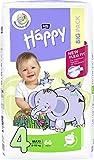bella baby Happy Windeln Größe 4 Maxi, 1er Pack (1 x 132 Stück) - 2