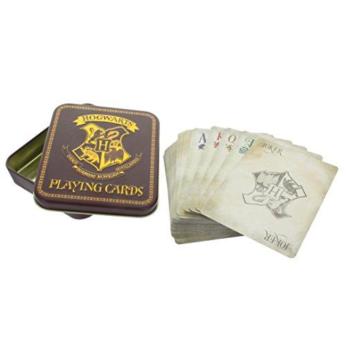 Harry Potter jeu de cartes à jouer Poudlard