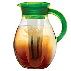 commercial Primula Big 1 gallon iced tea and green iced coffee maker primula tea brewer