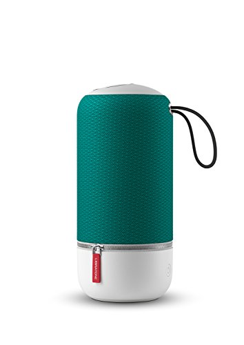 Libratone ZIPP MINI Wireless Lautsprecher (360° Sound, Wlan, Bluetooth, MultiRoom, Airplay 2, Spotify Connect, 10 Std. Akku) deep lagoon