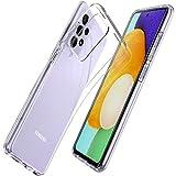 Spigen Liquid Crystal Hülle Kompatibel mit Samsung Galaxy A52 5G -Crystal Clear