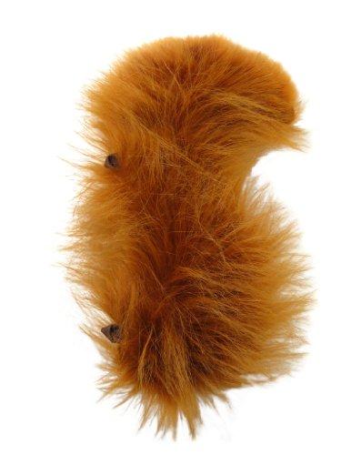 SIA COLLA-S Faschingskostüm Eichhörnchen Schwanz Karneval Kostüm Eichhörnchen für Kinder Herren Männer Frauen Festtage Geschenk