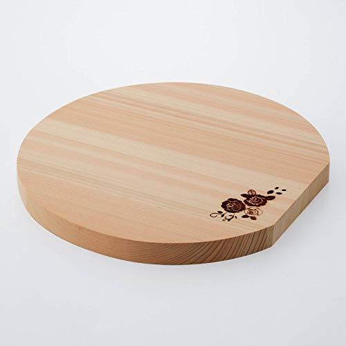 [ベルメゾン] まな板・カッティングボード ヒノキ 自立する 金運まな板