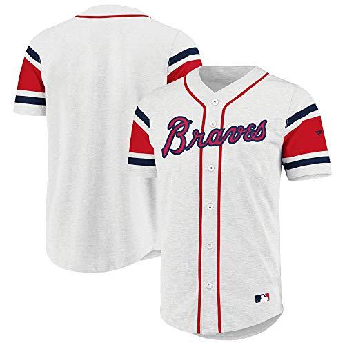 Fanatics Atlanta Braves MLB Cotton Supporters Jersey - XL