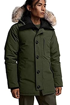 Canada Goose Chateau Fusion Fit Parka - Men s Military Green Large