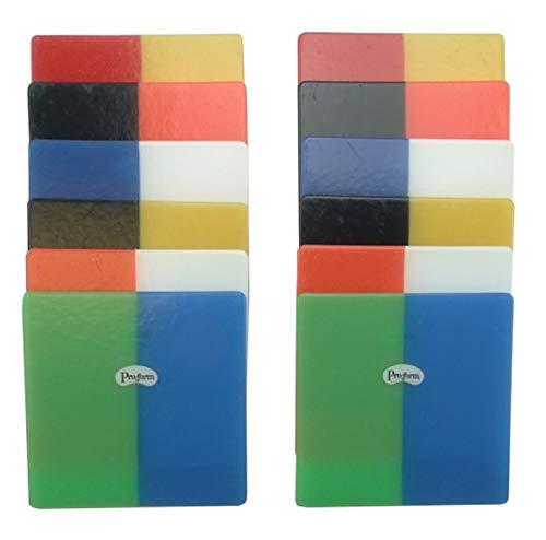PRO-Form - Dual-Color Mouthguards Laminate Assorted 2 Colors 113510 Us Dental Depot