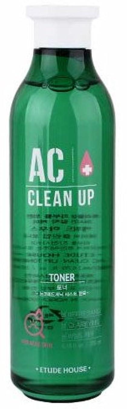 トリップ恥軽食エチュードハウス(ETUDE HOUSE) ACクリーンアップトナー 化粧水 AC CLEAN UP TONER 200ml [並行輸入品]