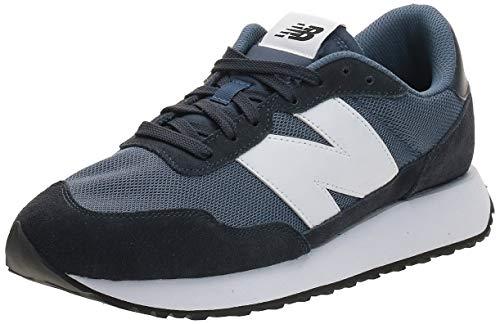 New Balance 237 - Zapatillas azules para hombre MS237CA