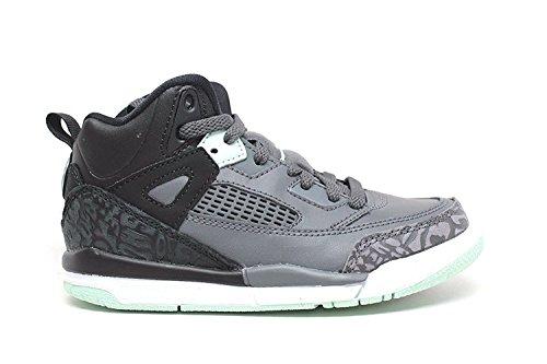 Nike Jordan Spizike Black/Mint Foam-Dark Grey (Little Kid) (12.5 M US Little Kid)