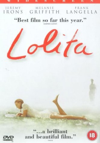 Lolita [DVD] [1998] by Jeremy Irons