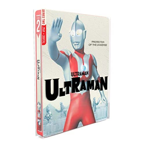Ultraman: Complete Series (6 Blu-Ray) [Edizione: Stati Uniti]