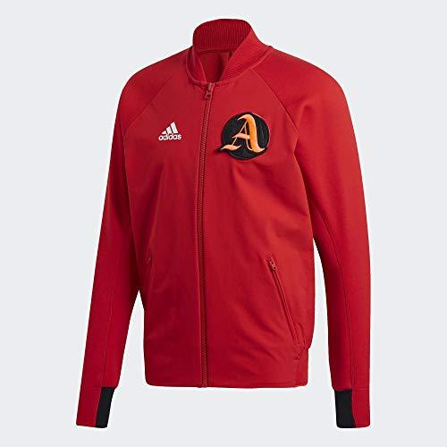 adidas Herren Jacke M VRCT Jacket, Escarl, M, FI4681