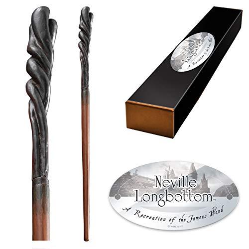 The Noble Collection - Varita de Personaje de Neville Longbottom