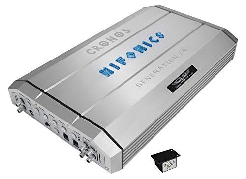 HIFONICS Generation X4 CRONOS-4 Monoblock 1x1800 Watt RMS