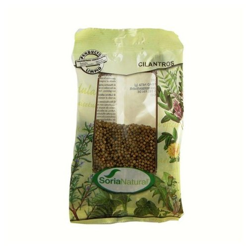Soria Natural Cilantros Bolsa 60Gr. 60 ml