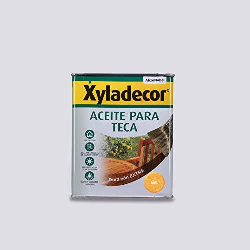 Xyladecor Aceite para Teca Miel 750 ml