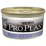 Purina Pro Plan Gato Lata Mousse Baby Kitten Rico en Pollo 85 g
