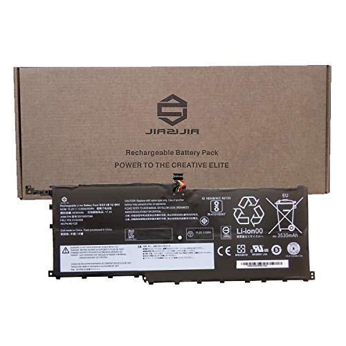 Buy JIAZIJIA 01AV409 Laptop Battery Replacement for Lenovo ThinkPad X1 Carbon 4th Gen 2016 X1 Yoga 1...