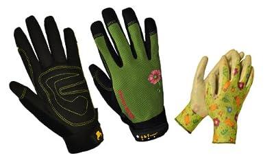 G & F Florist Plus High-Performance Women's Garden Gloves