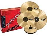 Sabian Crash Cymbals, Music Equipment, Drum & Percussion Accessories (25005XFC)