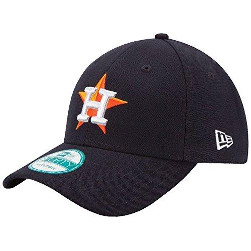 New Era The League Houston Astros Hm Gorra, Hombre, Azul (Navy), OSFA