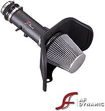 AF Dynamic Black Air Intake Filter system + Box Heat Shield 2013-2014 for Chevrolet Impala Limited 3.6L V6
