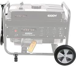 Ironton Wheel and Handle Kit 4,000 Watt Generators