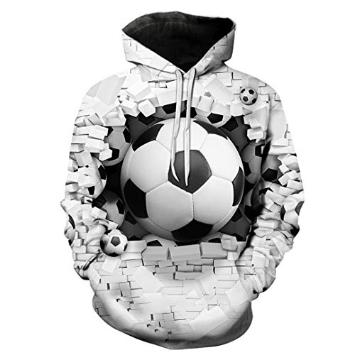 Sudadera con Capucha de la Serie de Animales Divertidos 3D Harajuku Nime Sportswear Jersey WS7901 6XL