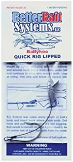 BetterBait Systems Quick Rig Balyhoo Fishing Lures