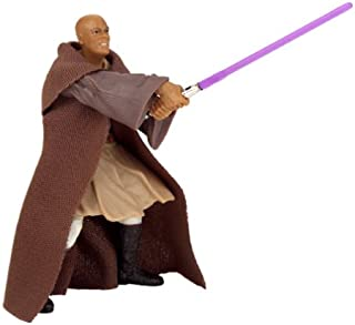 Star Wars Attack of the Clones Mace Windu Arena Confrontation