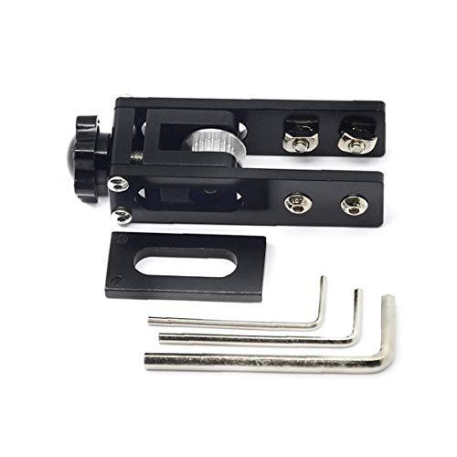 X-assi sincroni Tendicinghia Stretch Raddrizza alluminio 3D Parti della stampante Compatibile con Ender 3 CR-10
