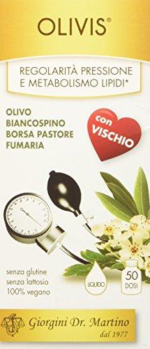 Dr. Giorgini Integratore Alimentare, Olivis Liquido Alcoolico - 100 ml