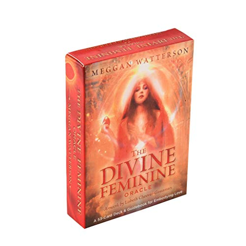 Dalin The Divine Feminine Oracle: A 53 Karten Tarot-Deck & Anleitbuch für verkörpernde Liebe