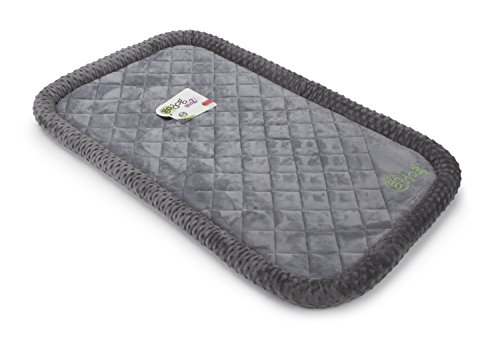 goDog BedZzz with Chew Guard Technology, X-Large, Gray Bubble