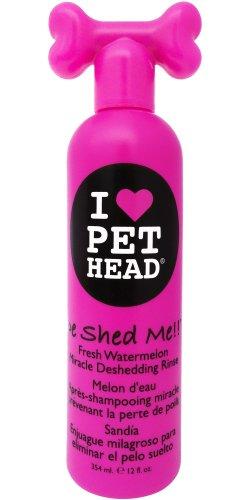 Pet Head - De Shed Me!! - Après-shampooing prévention perte de poil - melon d'eau - 354 ml