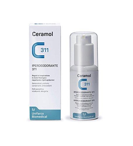 Ceramol 311 iperdeodorante 311 da 75ml