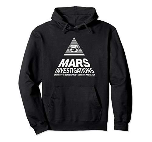 Veronica Mars Mars Investigations Pullover Hoodie
