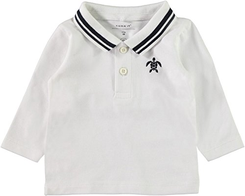 Name It Polo en blanc, taille 68