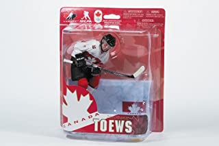 2014 McFarlane Jonathan Toews Team Canada Sochi Olympics Action Figure White Jersey Variant