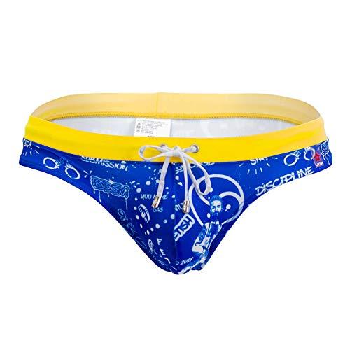 JOR Herren Fashion Swim Thongs Bademode für Männer - - Medium