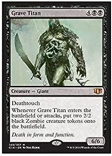 Best mtg grave titan Reviews