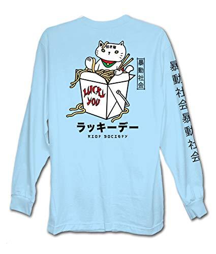 Riot Society Graphic Cat Shirt