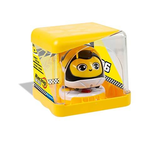 Clementoni - Racing Bugs-Abe, Educativo, Robot teledirigido para niños 4 años +, Multicolor, 17411