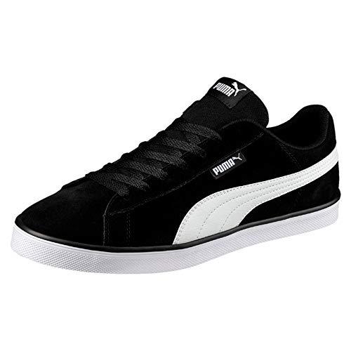 Puma Unisex-Erwachsene Urban Plus SD Sneaker, Schwarz (Puma Black-puma White 1), 44.5 EU (10 UK)