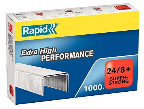 RAPID Punti metallici  Super Strong 24/8+ - 24858500